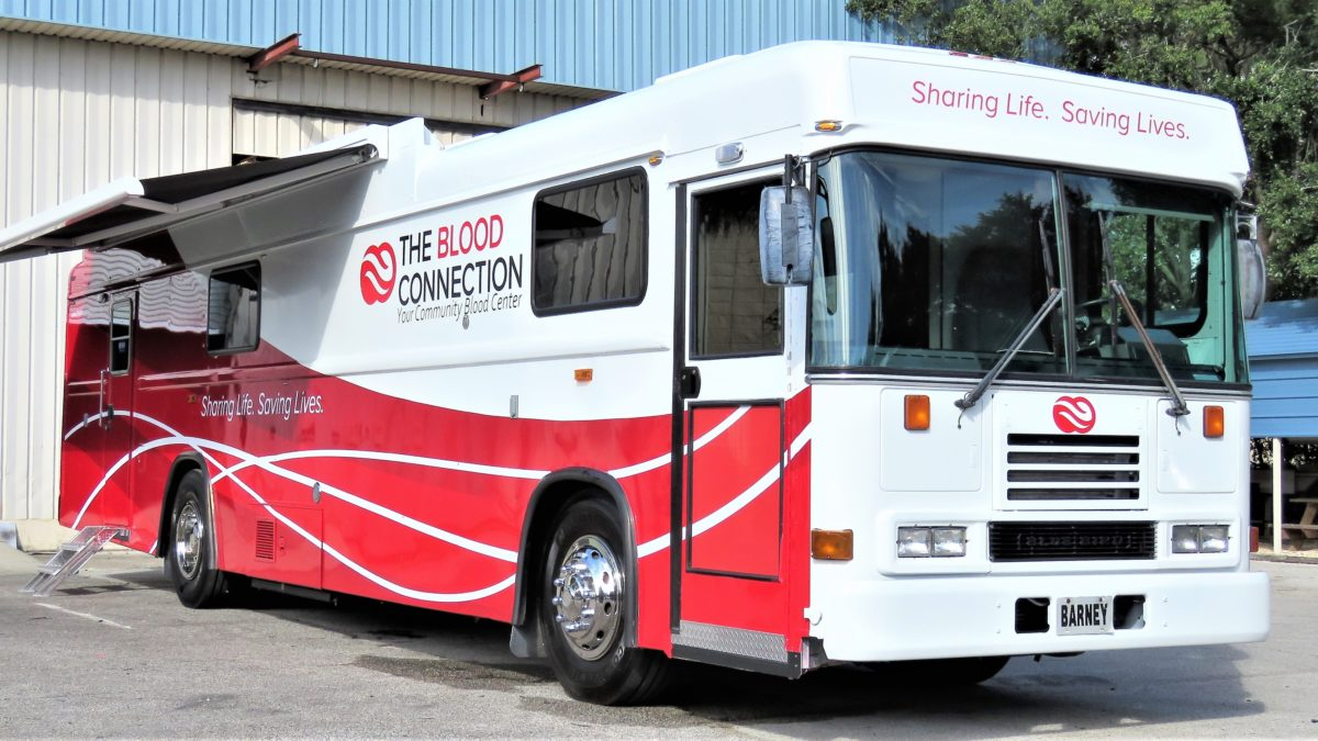Blood Drive And Boy Scout Troop 9 Lunch